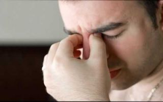 Симптомы, лечение и возможные осложнения кисты носовой пазухи